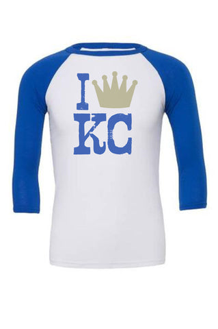 I Crown KC Baseball - HuddyWear
