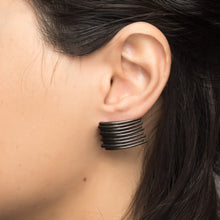 sound and vision earrings