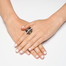 Metal Star ring
