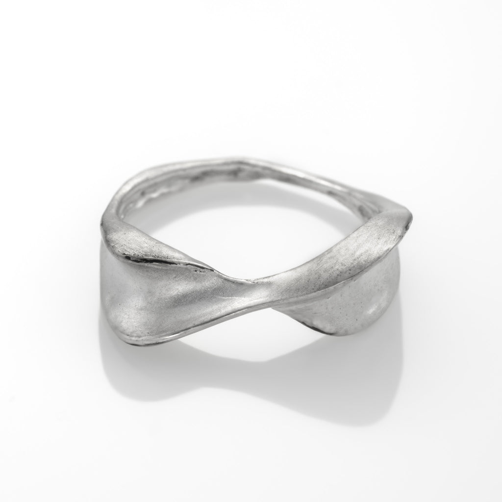 EIGHT Ring 925 Silver