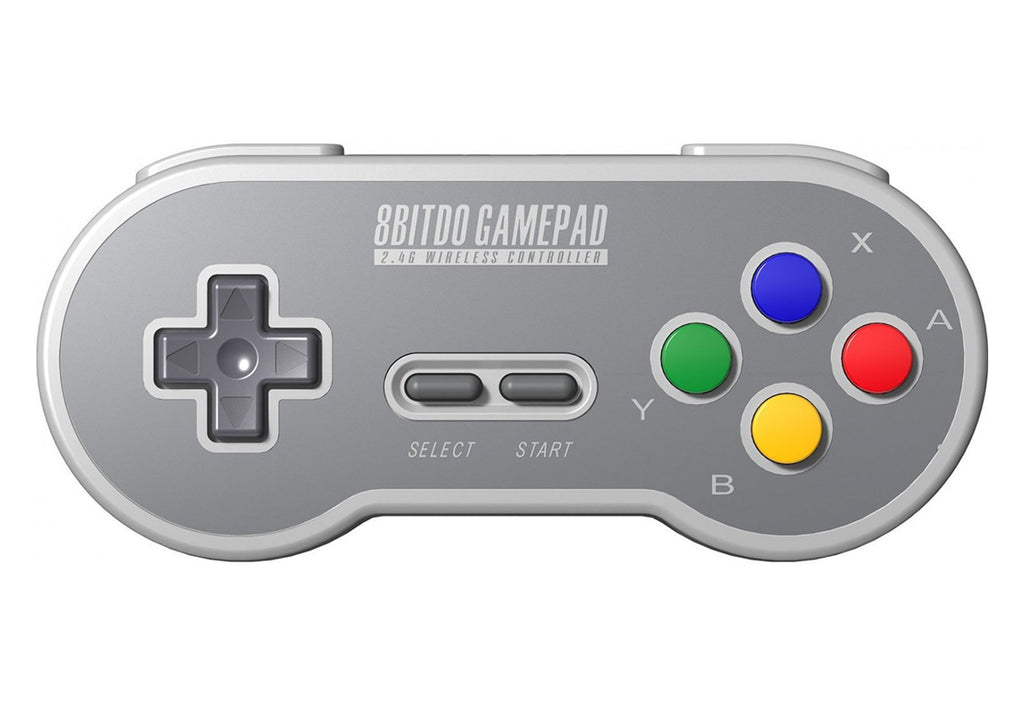 8BitDo SF30 wireless gamepad (til SNES Mini Classic Edition)