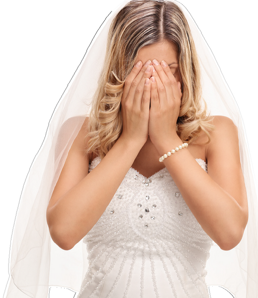 Dangers of buying your Wedding Dress online