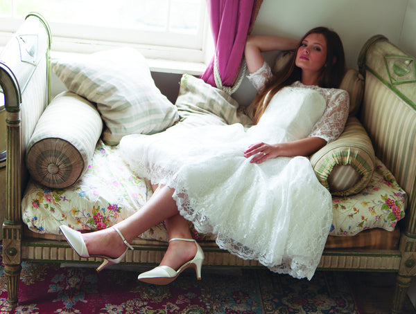 Top Tips for Choosing your Wedding Shoes – part 1