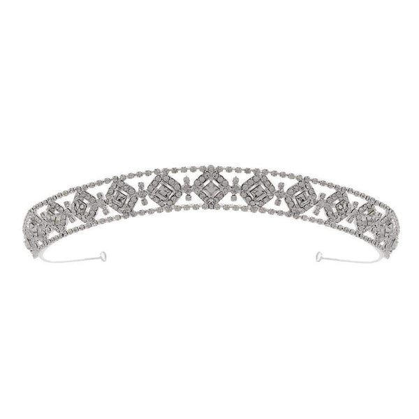 'Bardot' Traditional Tiara