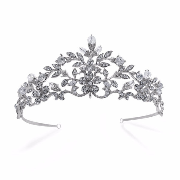 Lucia Wedding Tiara at Pink Daisy Bridal guarantees to make you feel like a princess