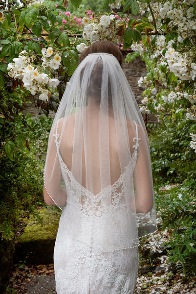 'Mayfair' Vintage Inspired Veil - NEW for 2018