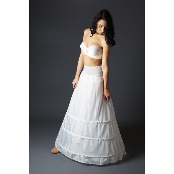 Jupon 112M Bridal Petticoat is the perfect solution in adding shape and structure to your dress