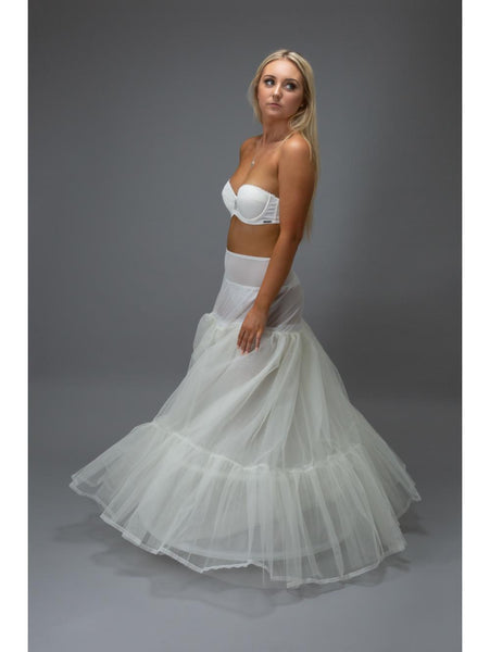 Jupon 121 Bridal two hooped style Petticoat is the perfect for adding fullness & holding the shape