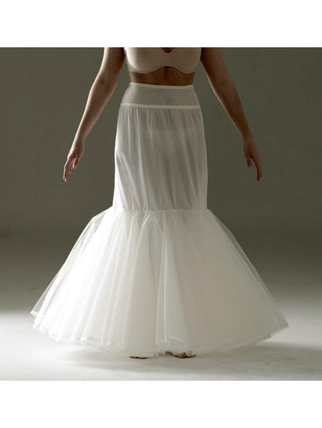 Jupon 189 Fishtail Bridal Petticoat is perfect for Fishtail shaped wedding dress or evening gown