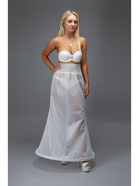 Jupon 192 Petticoat, with a shaped hoop is the perfect solution for your Fishtail shaped dress