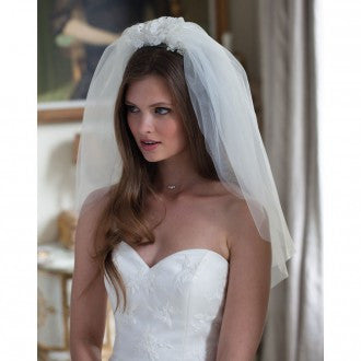 'Marieke' Bridal Veil- SALE  HUGE * 60% OFF!* FINAL REDUCTION!