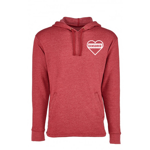 """Free Your Heart"" Hoodie"