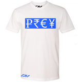 """Prey To Currency"" Box Logo Tee"