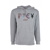 """Prey To Currency"" Galaxy Hoodie"