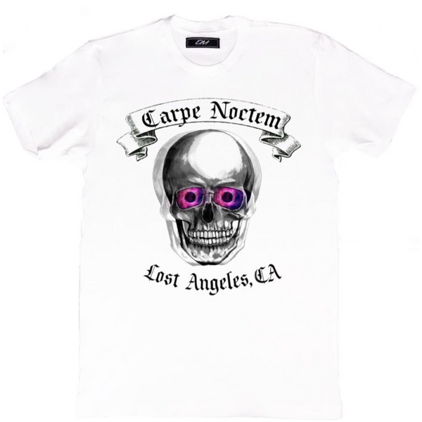 """Lost Angeles"" Pt.1: Carpe Noctem Tee"