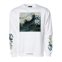 """Waves"" Sweatshirt"