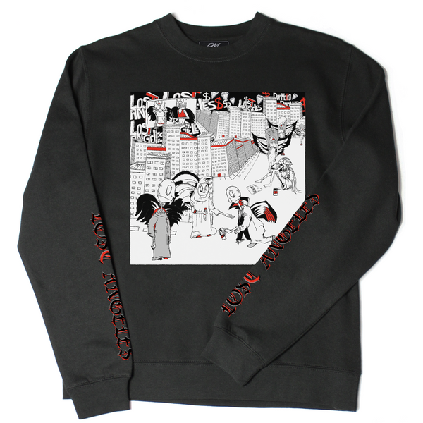 """Lost Angeles"" Muse Sweatshirt"