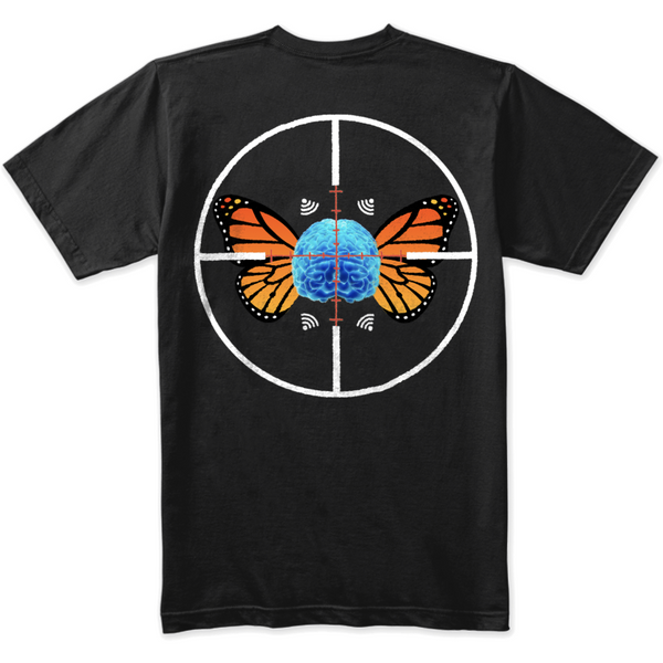 """Flight Of The Monarch"" Tee"