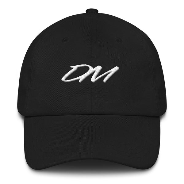 """DM"" Logo Hat"