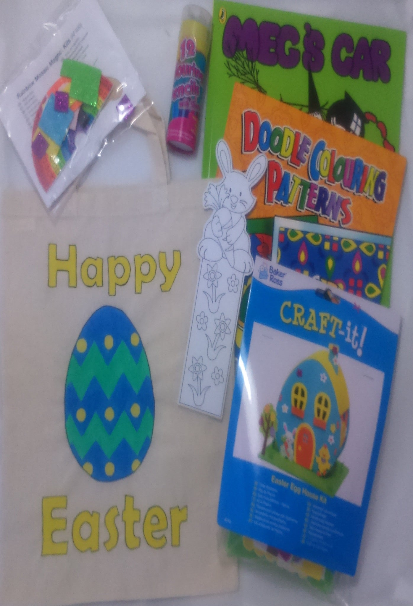 Hand painted easter gift travel pack online party bags hand painted easter gift travel pack negle Image collections