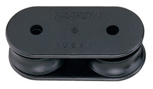HARKEN DUAL SHEAVE LEAD BLOCK