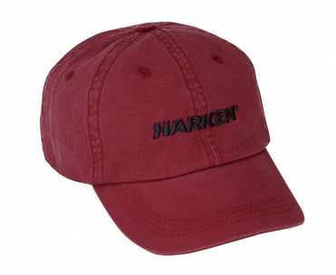 BASEBALL CAP RED HARKEN