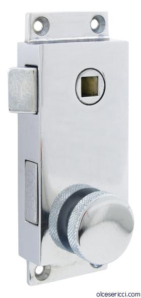 RIMLOCK WITH INSIDE KNOB CP OR2469