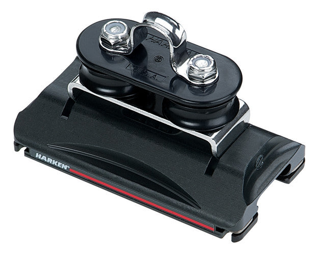 HARKEN SMALL BOAT LONG CB CAR PIVOT SHEAVES