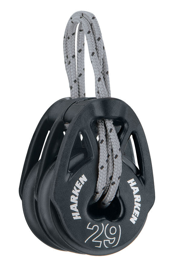 HARKEN BLOCK CARBO 29MM DOUBLE T2