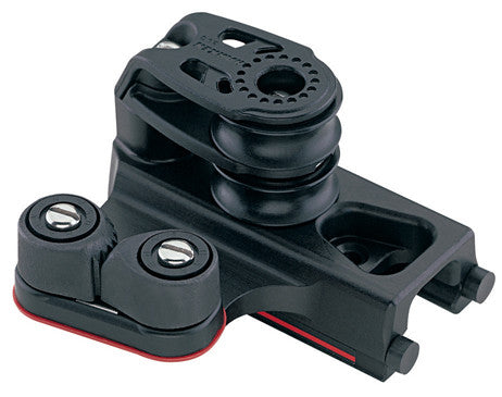 HARKEN SMALL BOAT DOUBLE CAM TRAV CONTROL ENDS