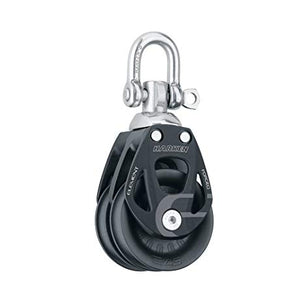 45 mm Aluminum Element, Double Block Swivel