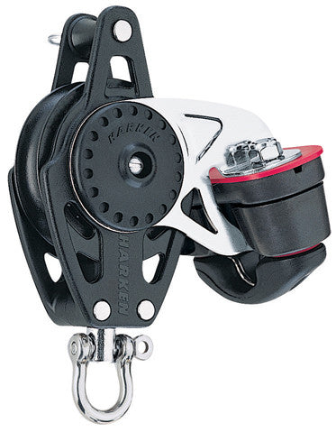 HARKEN CARBO BLOCK SINGLE CAM BKT 40MM