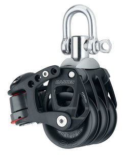 45 mm Aluminum Element, Triple Block Swivel w/Cam