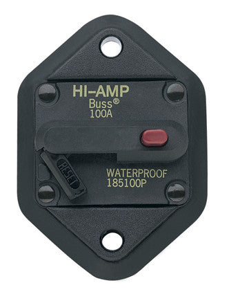 HARKEN WINCH CIRCUIT BREAKER 80AMP