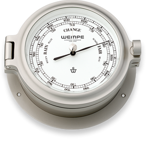 WEMPE BAROMETER 14MM NICKEL PLATED CUP