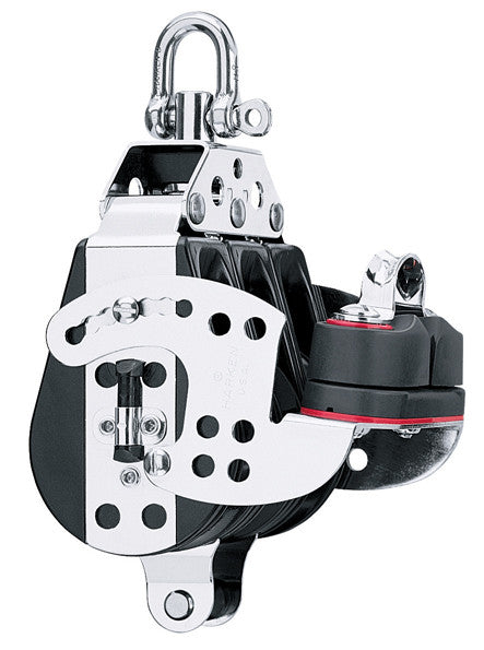 HARKEN MR RATCHET TRIPLE CAM BKT BLOCK