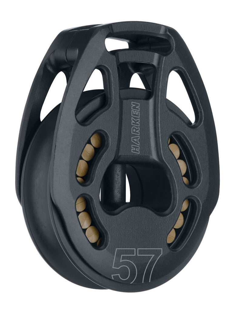 HARKEN 57MM BLACK MAGIC LOOP BLOCK