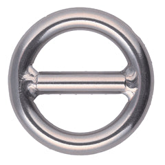 Bainbridge Maxi Rings with Bar 64mm x 12.7mm Welded Stainless Steel