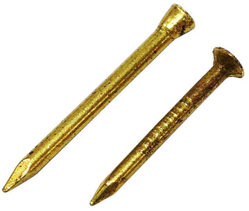 BRASS PANEL PINS COUNTERSUNK 5g