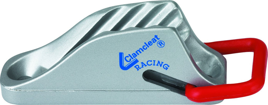CLAMCLEAT RACING VERT WITH SPRING GATE 6-12MM CL238
