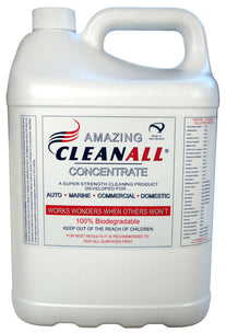 AMAZING CLEANALL