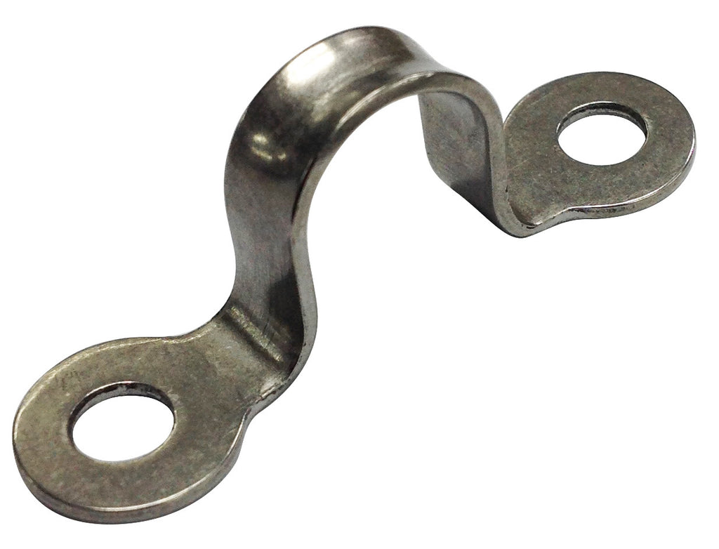 SADDLES CLEVECO 6MM STAINLESS