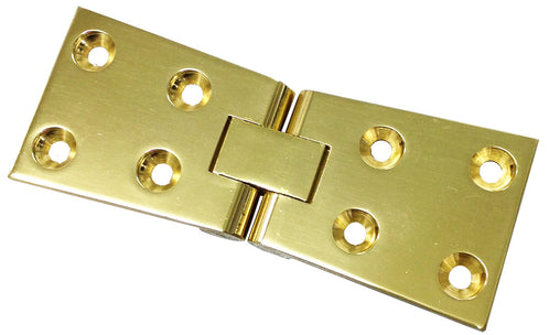 COUNTER HINGE BRASS TAPERED PP9146