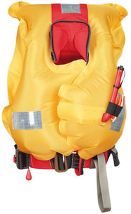 Crewfit Junior 150N Auto Inflating Lifejacket C/W Harness