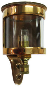 MASTHEAD LAMP BRASS DAVEY MINI