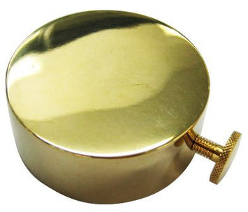 CAP FOR VENT COWL 62MM BRASS