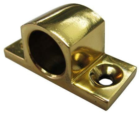 SOCKET ONLY BRASS FOR 4160 FANLIGHT CATCH