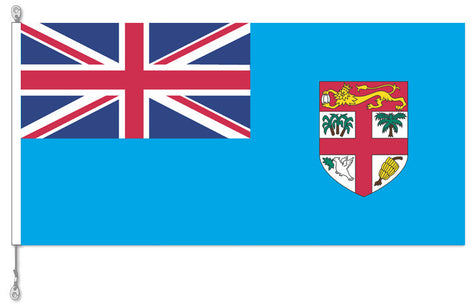 FLAG FIJI ENSIGN