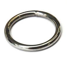HOMER RINGS 34 STAINLESS