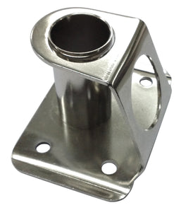 HOMER STANCHION SOCKET 9 DEG S/S HOM986